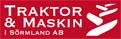 Traktor & Maskin i Sörmland verkar i hela Sörmland med försäljning och service av traktorer, tröskor och jordbruksrelaterade produkter.